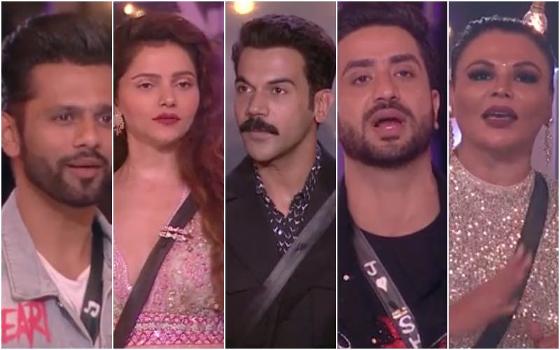Bigg Boss 14 NEW PROMO: Rakhi, Rahul Vaidya, Aly Target Rubina Dilaik; Accuse Her Of Not Accepting Mistakes; Rajkummar Rao Hints At A New Member