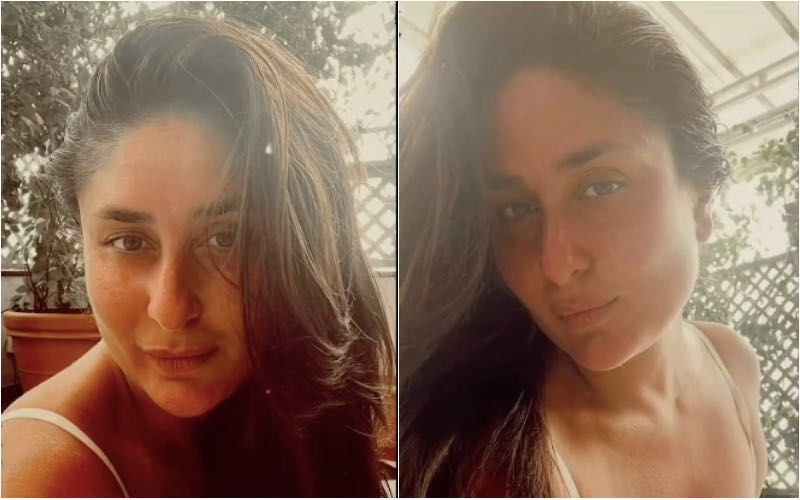 Kareena Kapoor Khan Flaunts Her No-Makeup Look Post Workout Session Because 'Gym Class And Selfies Go Hand In Hand' -Watch
