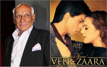 16 Years Of Veer Zaara: Late Yash Raj Chopra Adored Tere Liye Song And It Remained His Ringtone Till He Breathed His Last