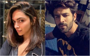 Deepika Padukone And Birthday Boy Kartik Aaryan To Do A Film? Their Social Media Banter Gives A Hint
