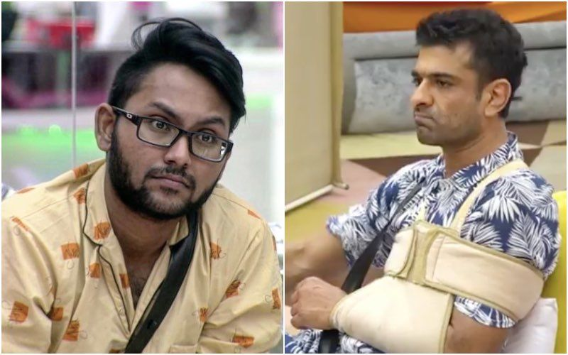 Bigg Boss 14: Eijaz Khan Asks Jaan Kumar Sanu To Dip His Hand Inside The Toilet During A Task; Things Get Downright Dirty
