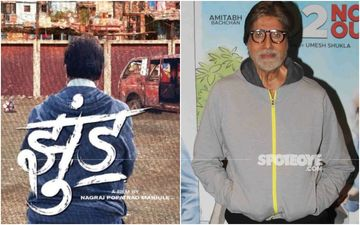 Jhund: Amitabh Bachchan CONFIRMS The Film To Release In Theatres; Reveals The Release Date