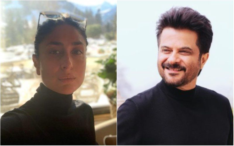 Bewafaa Co-Stars Kareena Kapoor Khan And Anil Kapoor Reunite For An Ad Commercial; She Calls Themselves 'The OGs'