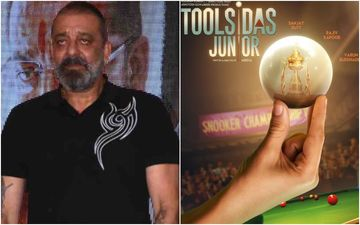 Toolsidas Junior First Poster: Sanjay Dutt To Team Up With Ashutosh Gowariker And Bhushan Kumar For A Sports Drama