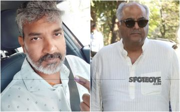 RRR: Boney Kapoor Is Upset With SS Rajamouli For Announcing The Dussera Release Date; Says: 'This Is Most Unethical'