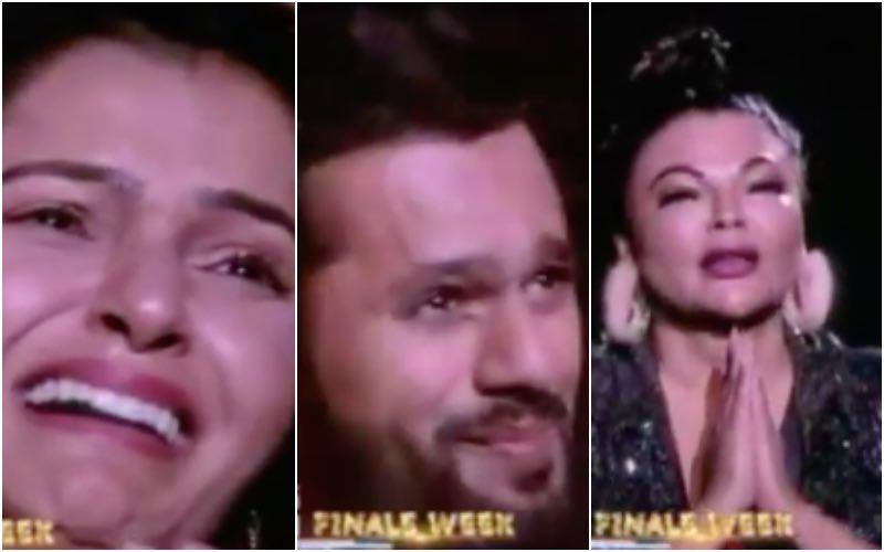 Bigg Boss 14 FINALE PROMO: Rubina Dilaik, Rahul Vaidya, Aly Goni, Rakhi Sawant, Nikki Tamboli Get Teary-Eyed As BB Recalls Their Journey