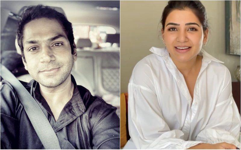 The Family Man 2: JK Aka Sharib Hashmi Reveals Why Samantha Akkineni Was Constantly Saying 'Sorry' To Him