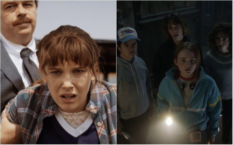 Stranger Things 4 Sneak Peek: Upside Down Brings Bigger Trouble For Eleven, Mike, Dustin, Will And Lucas; Season 4 To Premiere In 2022- Watch
