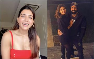 Eega Star Samantha Akkineni Shares Her Best Memory From 2020; Shares A Beautiful Photo Of Rana Daggubati And Miheeka Bajaj From Their Wedding