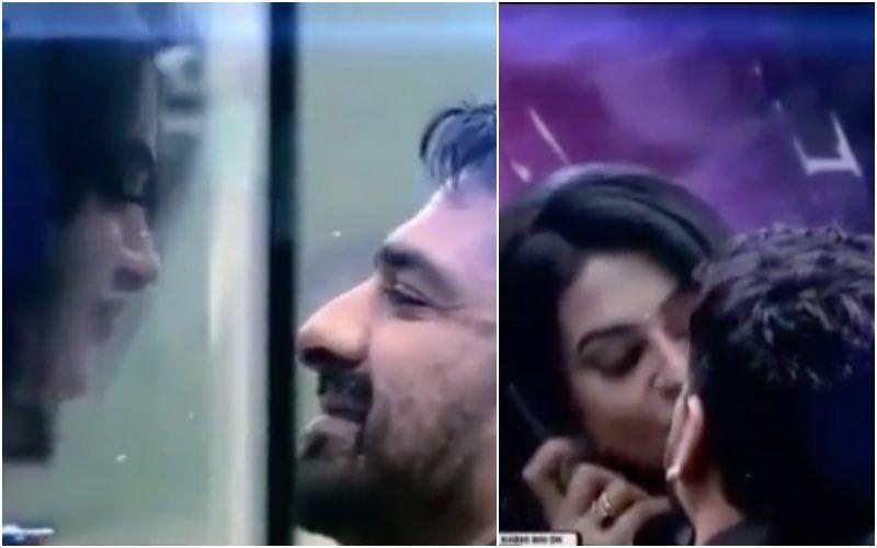 Bigg Boss 14: Eijaz Khan Tells Pavitra Punia 'Tu Jaisi Hai, Zindagi Main Jahan Bhi Hai, Mujhe Qubool Hai'; Pavitra Showers Him With Love And Kisses