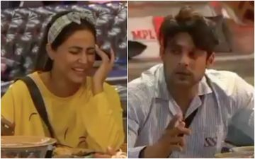 Bigg Boss 14: Hina Khan Pokes Fun At Sidharth Shukla; Says: 'Eventually Tujhe Ghaas Kaatne Ka Kaam Mila'