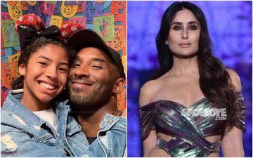 Kobe Bryant-Gianna Bryant Death Anniversary: Kareena Kapoor Khan Remembers The Legendary Father-Daughter Duo; Says: 'Kobe And Gigi Forever'