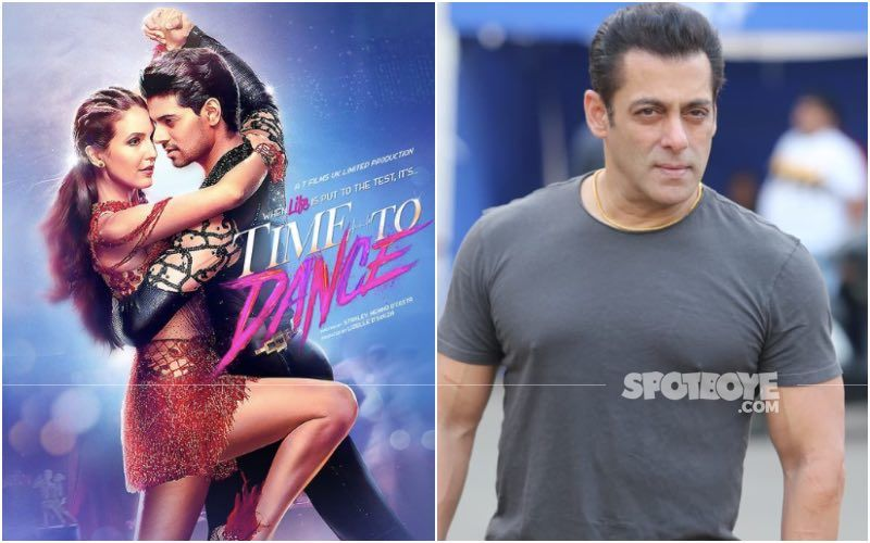 Time To Dance: Salman Khan Sends His Best Wishes To Sooraj Pancholi, Isabelle Kaif And Team Post Trailer Release