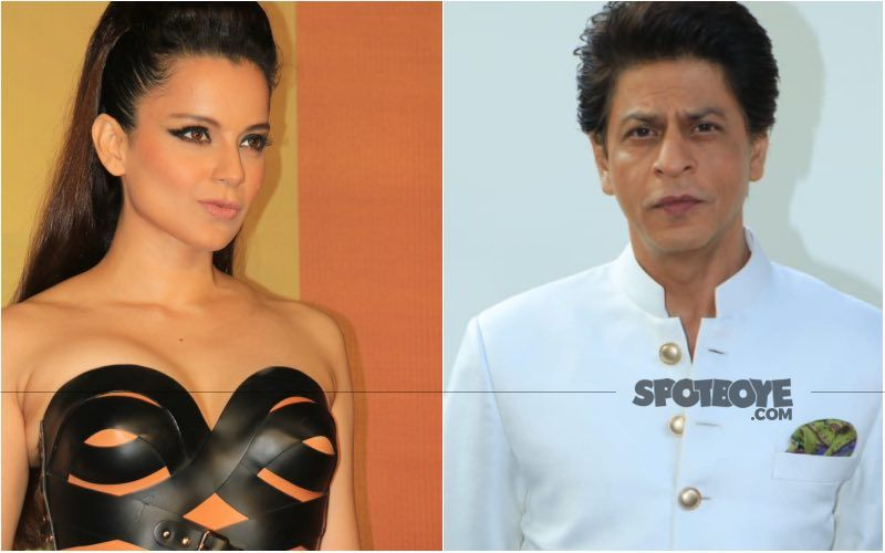 Kangana Ranaut On Completing 15 Years Of Gangster: 'Shah Rukh Khan Ji And Mine Are The Biggest Success Stories Ever' But There's A Catch