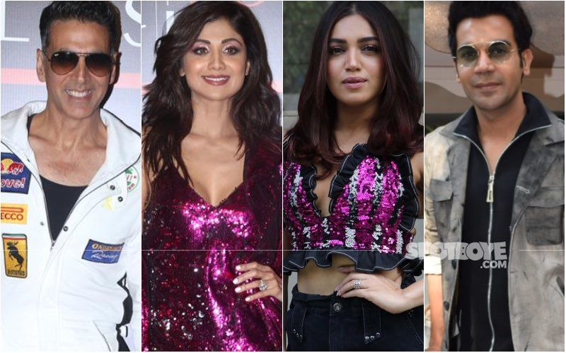 Akshay Kumar, Shilpa Shetty, Bhumi Pednekar, Rajkummar Rao And Others To Come Together For UN's Special Music Video — Read DEETS