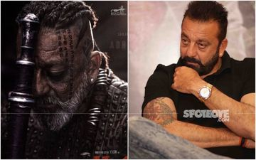KGF 2: Sanjay Dutt Back In 'Action'; Refuses To Have A Body Double For The Climax Sequence-PICS INSIDE