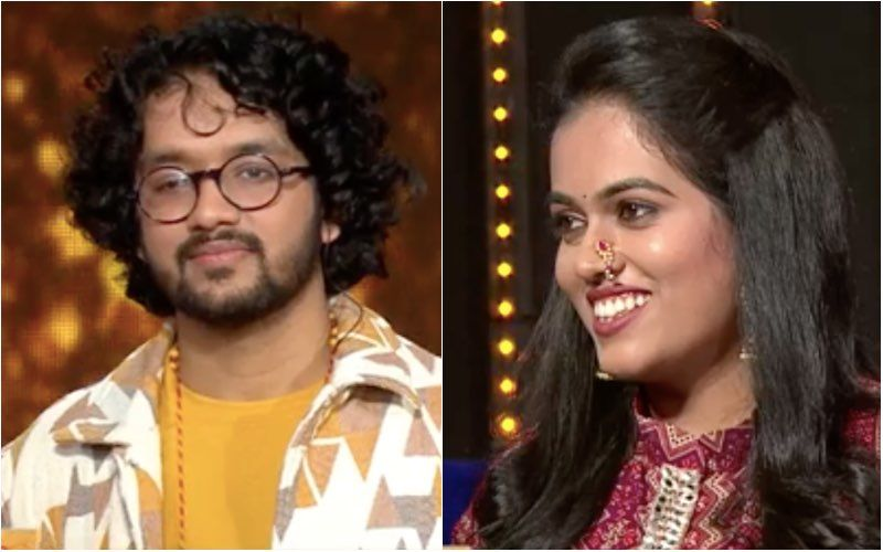 Indian Idol 12: Sayali Kamble Reveals Her Favourite Is Nihal Tauro; Confesses 'I Love Him' — VIDEO