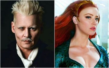 Johnny Depp Resigns From Warner Bros; Fans Trend #JusticeForJohnnyDepp And DEMAND Sacking Of Amber Heard From Aquaman