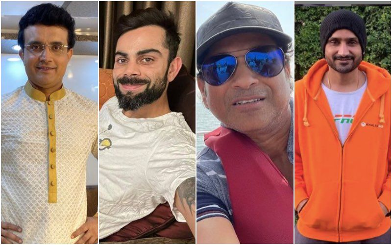 BCCI Chief Sourav Ganguly Suffers A Heart Attack: Virat Kohli, Sachin Tendulkar, Harbhajan Singh Wish For Dada's Speedy Recovery