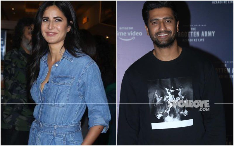 Vicky Kaushal Relishes His Rumoured Girlfriend Katrina Kaif's Favourite Dish; Aren't They Adorable?