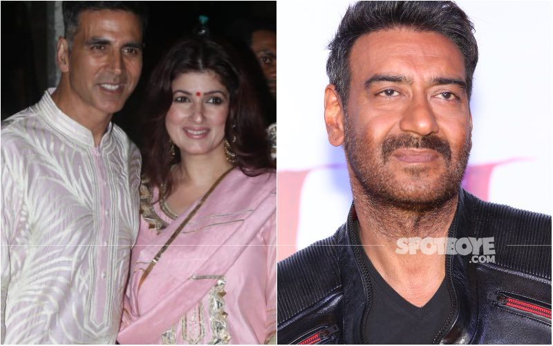 Ajay Devgn Joins Hands With BMC To Set Up An Emergency Medical Unit; Akshay Kumar And Twinkle Khanna Donate 100 Oxygen Concentrators