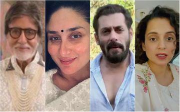 Diwali 2020: Amitabh Bachchan, Salman Khan, Kareena Kapoor Khan, Kangana Ranaut Send Warms Wishes To Fans On Festival Of Lights
