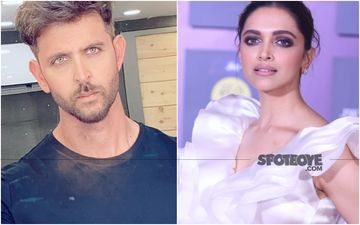 Deepika Padukone Teases To A 'Double Surprise'; Is She Referring To Her First Film With Birthday Boy Hrithik Roshan?