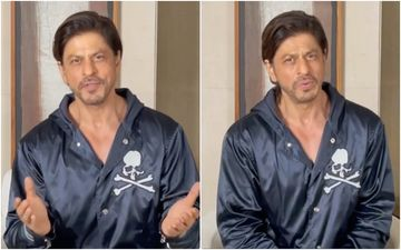 After Shah Rukh Khan Announces His Return On Screen In 2021; Netizens Have A Meltdown And Trend 'King SRK In Theatres In 2021' With Full Power