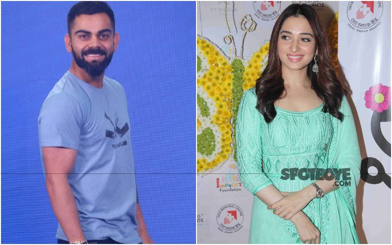 Virat Kohli And Tamannaah Bhatia Receive Notices From Kerala HC For Endorsing Online Card Games After A Petition Was Filed – Reports
