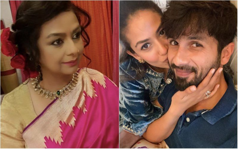 Mira Rajput's Daughter Misha Kapoor Pens The Cutest 'Love Letter' For Shahid Kapoor's Mother – See Pic