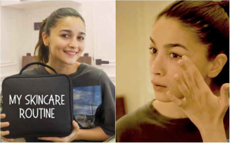 Alia Bhatt Introduces Us To Her 'Best Friend' As She Gives A Glimpse Of Her Skincare Routine- Watch