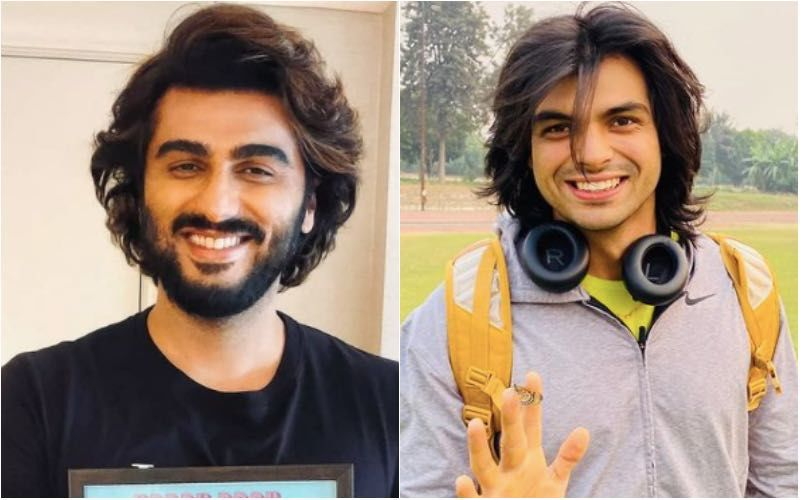 Arjun Kapoor Praises Olympic Gold Winner Neeraj Chopra For Successfully Battling With Obesity; Says 'You Are Such An Inspiration To Me'