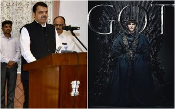 Devendra Fadnavis Takes Oath As Maharashtra CM; Netizens Can't Help But Compare It To The Game Of Thrones Climax