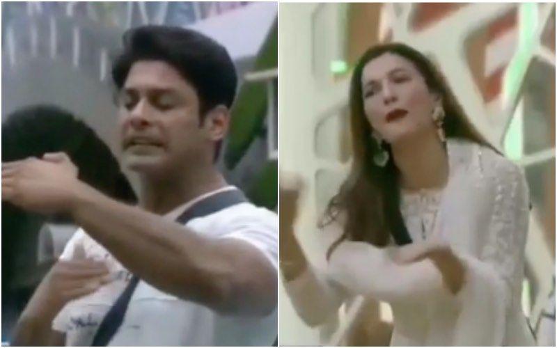 Bigg Boss 14: Toofani Seniors Sidharth Shukla And Gauahar Khan Get Into A MASSIVE Fight; 'If You Can Scream, I Can Scream Too' – Video