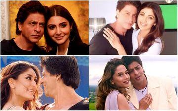 Happy Birthday Shah Rukh Khan: Anushka Sharma, Shilpa Shetty, Juhi Chawla, Madhuri Dixit Share Birthday Wishes For The King Of Romance
