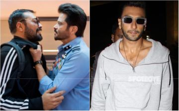 After Anurag Kashyap Shares His Version Of AK Vs AK, Anil Kapoor Releases Trailer 2 That Calls Kashyap 'Ranveer Singh Of F****'