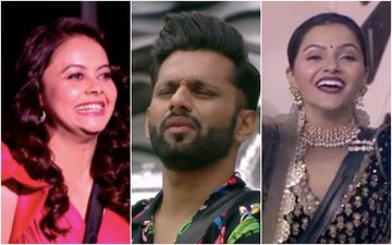 Bigg Boss 14: After Devoleena Bhattacharjee Enters The House, She Tells Rahul Vaidya; 'If You Are The King, Rubina Dilaik Is The Queen Of BB'