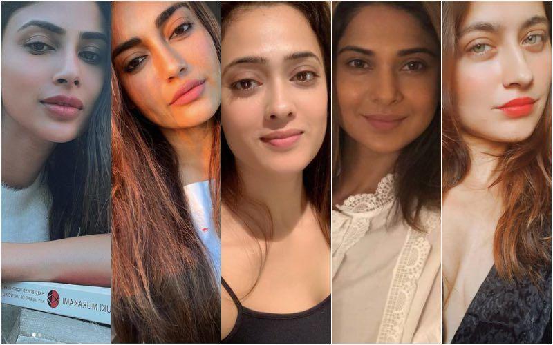 Hottest TV Actresses On Instagram This Week: Mouni Roy, Surbhi Jyoti, Shweta Tiwari, Jennifer Winget, Sanjeeda Shaikh