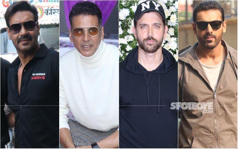 Suriya's Soorarai Pottru To Get A Hindi Remake; Makers To Consider Ajay Devgn, John Abraham, Akshay Kumar And Hrithik Roshan For The Lead