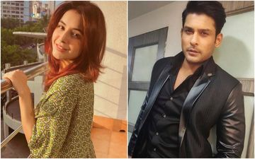 Bigg Boss 13's Shehnaaz Gill And Sidharth Shukla Ooze Romance In This UNSEEN Picture From Their Upcoming Project - PIC INSIDE