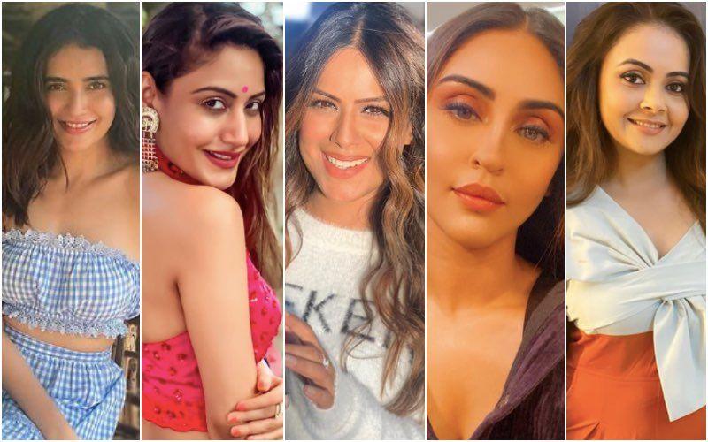 Hottest TV Actresses On Instagram This Week: Karishma Tanna, Surbhi Chandna, Nia Sharma, Krystle D'souza, Devoleena Bhattacharjee