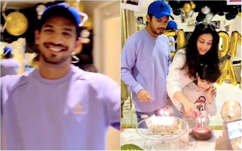 Khatron Ke Khiladi 11's Arjun Bijlani Gets A Pleasant Surprise From Wife Neha After Completing Quarantine Period; Actor's Reaction Is EPIC — Watch