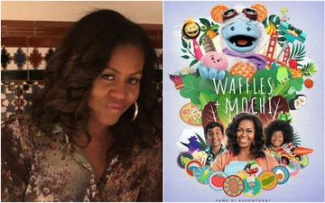 Waffles + Mochi: After Becoming, Michelle Obama Launches A New Show On Netflix; Says 'Can't-Wait For You And Your Children To Join Us'