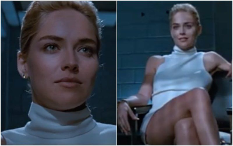 Sharon Stone Reveals How She Was Fooled Into Removing Her Panties For The Famous Scene In Basic Instinct