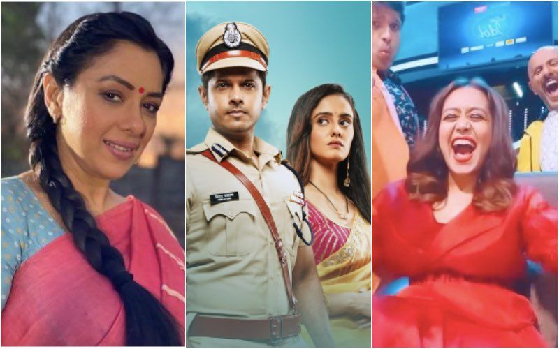 HIT OR FLOP: Rupali Ganguly's Anupamaa Claims The Top Spot; Surpasses Ghum Hai Kisikey Pyaar Meiin, Indian Idol 12