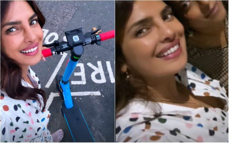 Priyanka Chopra Jonas Splashes Summer Vibes In A Colourful Polka Dot Dress; But The Cost Can Render Your Bank Account In The Red-See Pic