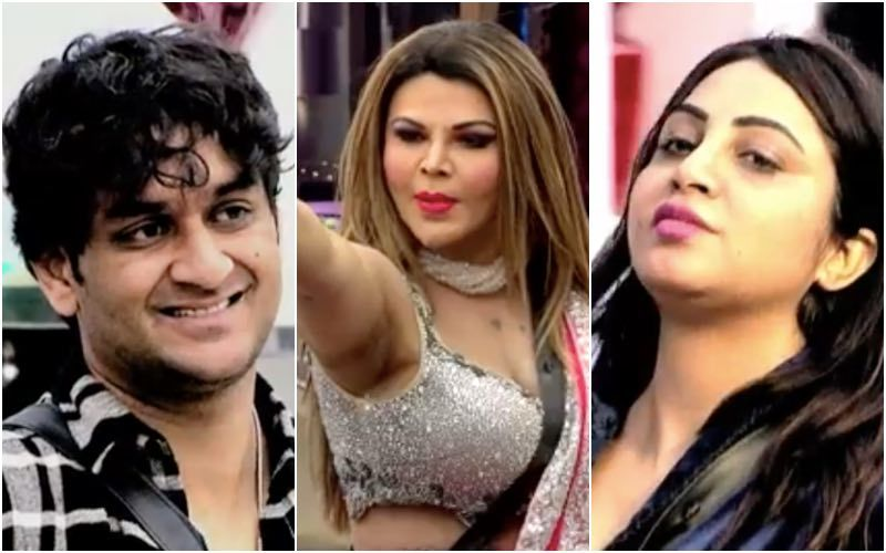 Bigg Boss 14 Day 60  SPOILER ALERT: Rakhi Sawant Enters The House; Clashes With Arshi Khan And Assures Vikas Gupta That No One Will Hit Him
