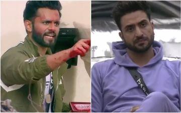 Bigg Boss 14: Rahul Vaidya Is Upset Over His Bestie Aly Goni's Half-Hearted Effort During A Task; Says, 'Didn't Like It, Afsos Hua Pehli Baar'