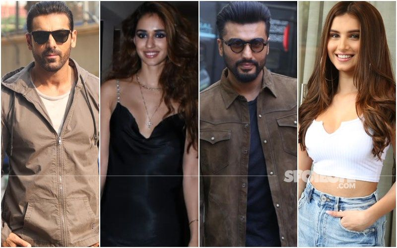 Ek Villain Returns: John Abraham, Disha Patani, Arjun Kapoor And Tara Sutaria Express Their Excitement As They Kick-Start Shooting – See Pics