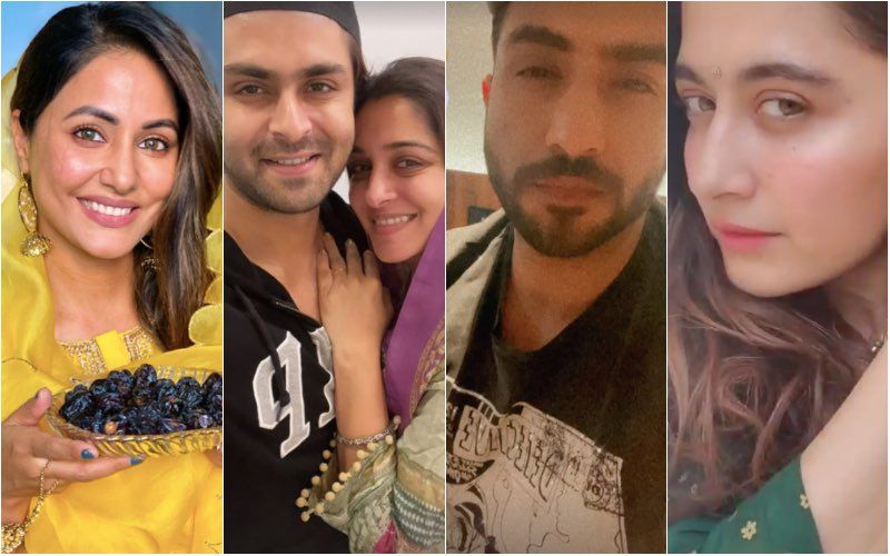 Ramadan 2021: Hina Khan, Shoaib Ibrahim, Aly Goni, Sanjeeda Shaikh Send Warm Wishes To Fans As The Holy Month Begins